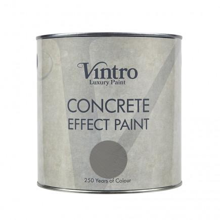 Vintro Concrete Effect Paint